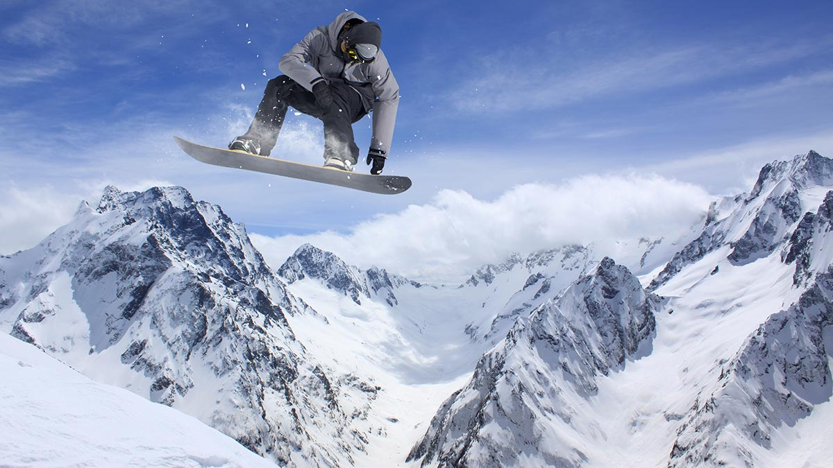 Tag Tips for Snowboarders and Skier